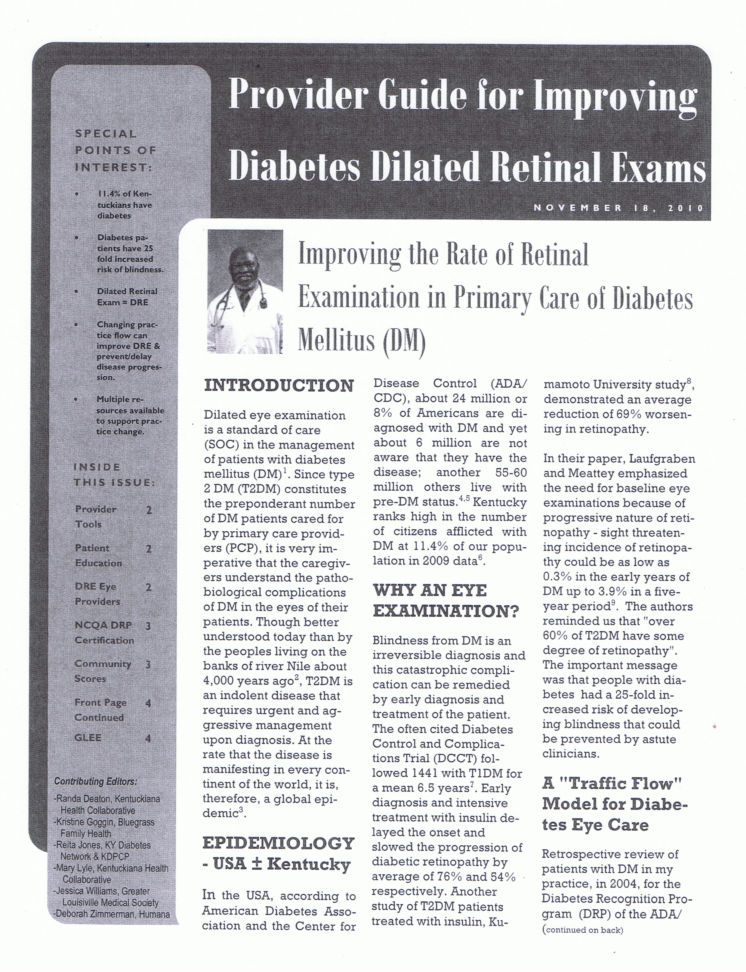 Kdn tools and materials this guide includes a primary care office flow redesign model to help improve the number of patients with diabetes who receive dilated retinal exams publicscrutiny Choice Image